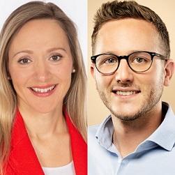 Jasmina Hostert, Patrick Wegener